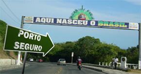 Porto Seguro, aqui nasceu o Brasil